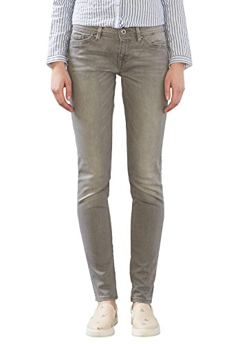 edc by ESPRIT 997CC1B802, Blu Donna, Grigio (Grey Light Wash), W27/L32