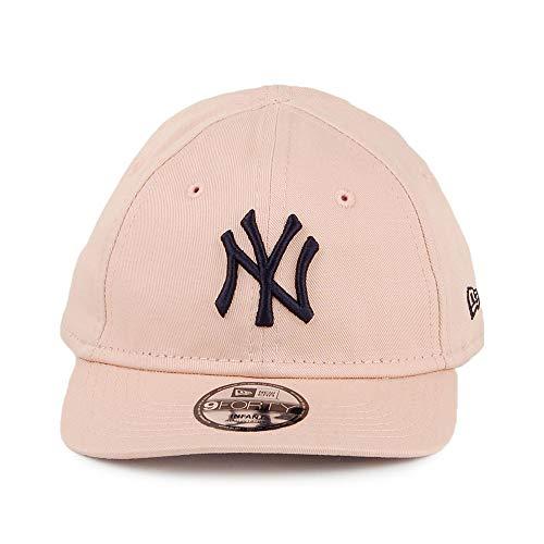 Imagen de a new era  de béisbol 9forty mlb kids league essential york yankees rosa azul marino  infantil talla única alternativa