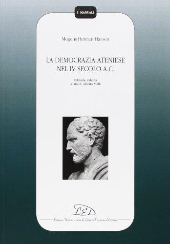 La democrazia ateniese nel IV secolo a. c.