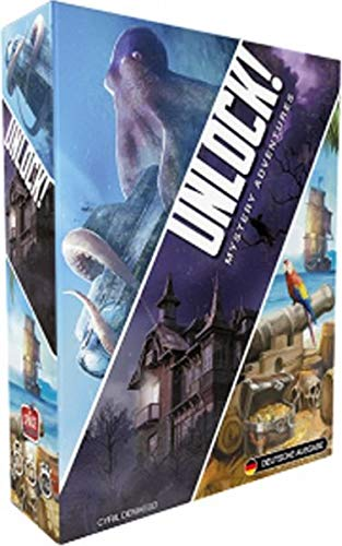 3 Unlock-Mystery Adventures (Box 2) ()