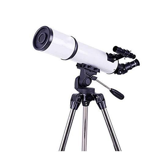 CZZ Telescopio 90Mm Niños Y Principiantes Astronomía