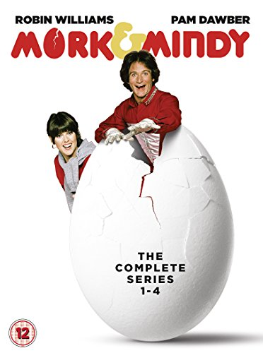 Mork and Mindy: The Complete Collection [DVD]