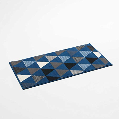 TWINI TWINI Tischo, rechteckig, 60 x 110 cm, Blau
