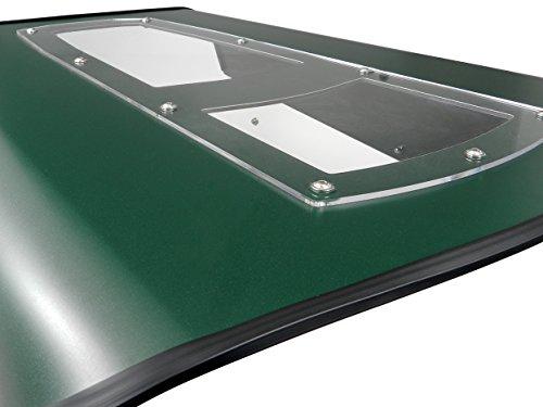 Mähroboter Garage Solar Dach Carport Automower - 4