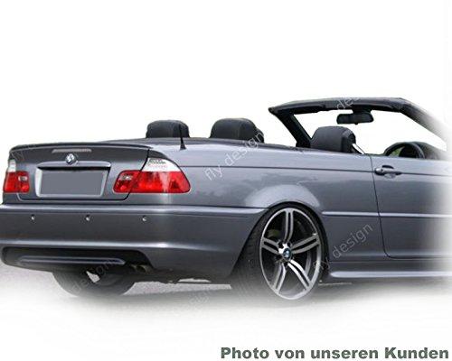 Car-Tuning24 50473053 wie Performance und M3 E46 3ER CABRIO M M3 HECKSPOILER SPOILERLIPPE SPOILER LIPPE HECKSPOILERLIPPE