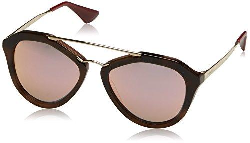 Prada Sonnenbrille 12QSSUN_USG5L2 (54 mm) braun