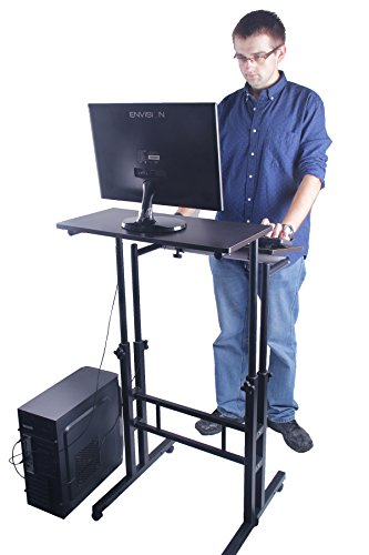 Delicol 2015 New Multifunctional Adjustable Removable Computer Laptop Stand Desk Working Table...