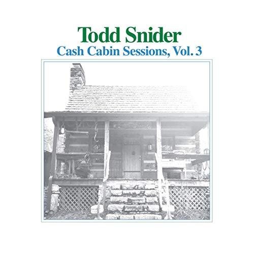 Cash Cabin Sessions, Vol. 3 (Todd Snider-cd)
