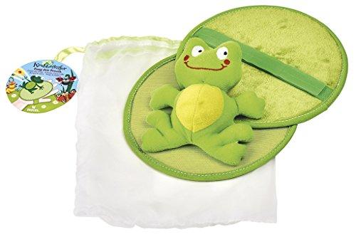 moses. 16067 - Krabbelkäfer Fang den Frosch, grün