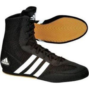 Adidas Box Hog 2 - Zapatillas de artes marciales para hombre multicolo