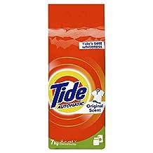 Tide Automatic Laundry Powder Detergent, Original Scent, 7 Kg