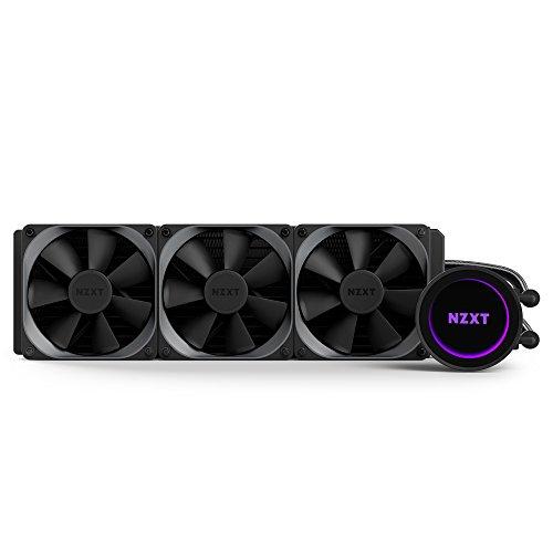 NZXT RL-KRX72-01 - Refrigeracion liquida Kraken X72 (360Mm) Color Negro