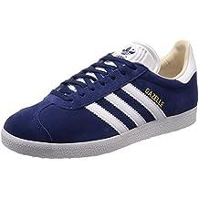new style 77d72 66d2c adidas Damen Gazelle Fitnessschuhe blau 36 EU