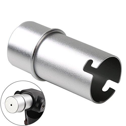 Godox AD15 Flash Lámpara Tubo Metal Protector Cubierta para Godox Witstro AD200 AD360II AD360 AD180Witstro Flash Accesorios