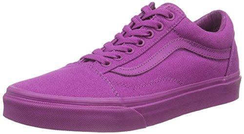 Vans Authentic, Unisex-Erwachsene Sneakers, Pink (Mono/Deep Orchid), 40 EU (Vans Schuhe Herren Pink)
