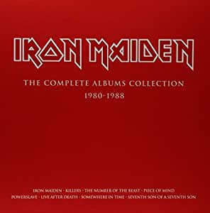 Iron Maiden: The Complete Albums Collection (1980-1988) [3LP Vinyl