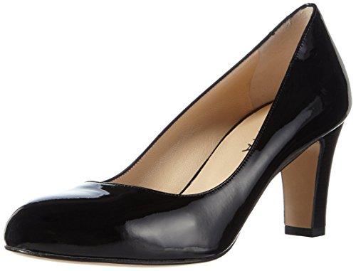 Evita Shoes Damen Pump Pumps, Schwarz (Schwarz 10), 39 EU