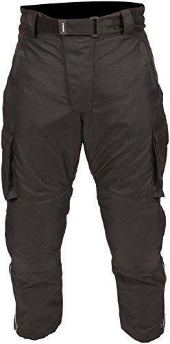 Buffalo Pacific impermeabile 71,12 cm (28)-Pantaloni da moto, taglia XS