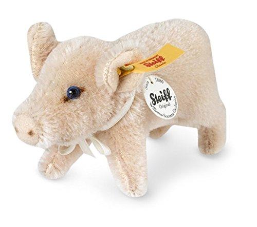Steiff, 682810, Schwein, Sonoma, stehend, 12 cm, rosa, Stoffschwein