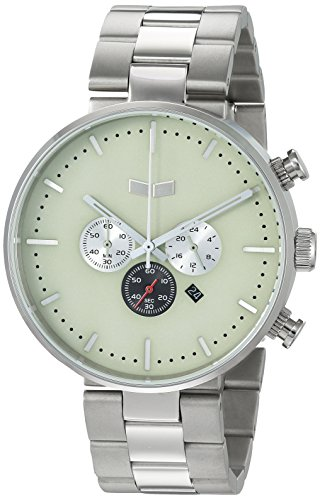 Vestal Women's ' Quartz Stainless Steel Dress Watch, Color:Silver-Toned (Model: RSC42M04.3SVX)