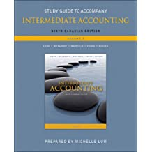 Study Guide to accompany Intermediate Accounting, Volume 2