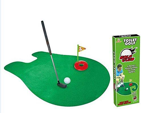 Mini Golf Toilette, Potty Putter, Jeux Amusant Combiant Le...