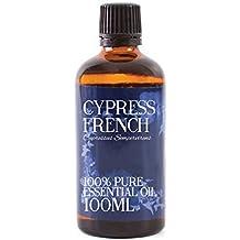 Mystic Moments Olio essenziale di cipresso francese - 100ml - puro al 100%