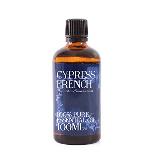 Aceite Esencial De Ciprés Francés - 100ml - 100% Puro