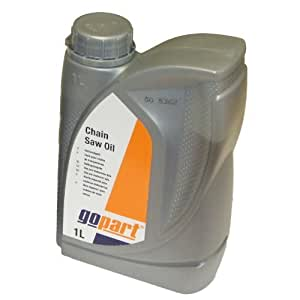 Chainsaw Saw Chain Oil, 1 Litre in Resealable Container