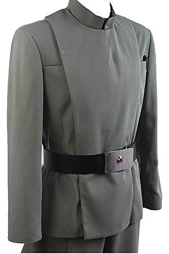Star Wars Yoda Jedi Ears Fleece Bademantel Kinder Cosplay Kostüm Imperial-3