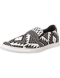 Franco Leone Men's White Sneakers
