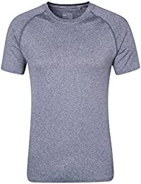 Mountain Warehouse T-shirt Homme IsoCool Sport Manches courtes Séchage Rapide