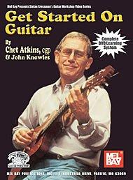 Mel Bay Get Started auf Gitarre (Buch & DVD)