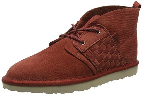 Teva Coromar, Desert Boots Femme Rouge (Brick)