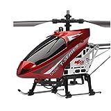 Yang baby Teledirigido helicóptero aleación teledirigida niño helicóptero Adulto Juguete avión no tripulado (Color : 2)