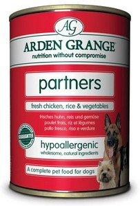 Arden Grange Chicken And Rice And Vegetable Dog Food 24Pk