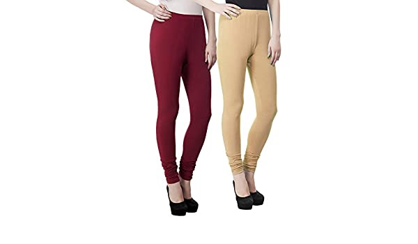 fdd88f1258 Aadhar Creations Leggings Jeans for Women-AC_Legging_MHRON+SKIN_XL:  Amazon.in: Clothing & Accessories