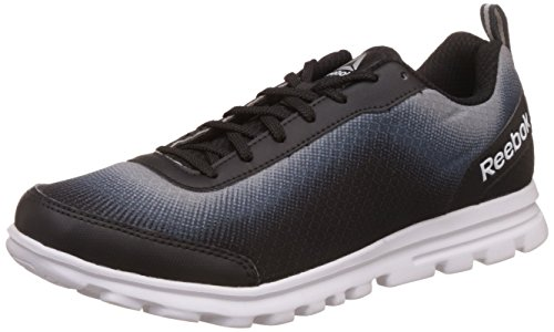Reebok Men's Duo Blk/Smokey Indigo/Dust Running Shoes - 6 UK/India (39 EU) (7 US)
