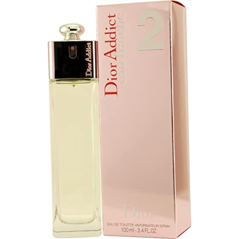Addict 2 Eau Fraiche by Christian Dior Eau de Toilette Spray 100ml