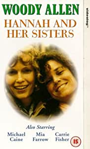 Hannah And Her Sisters [VHS]
