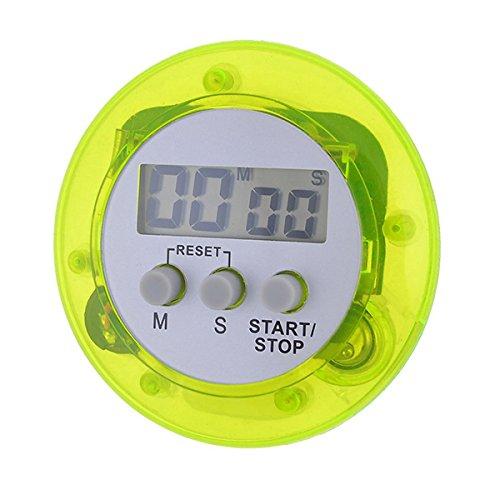 r Timer Digital Küche Timer Countdown Stoppuhr Wecker (Klassenzimmer Stoppuhr)