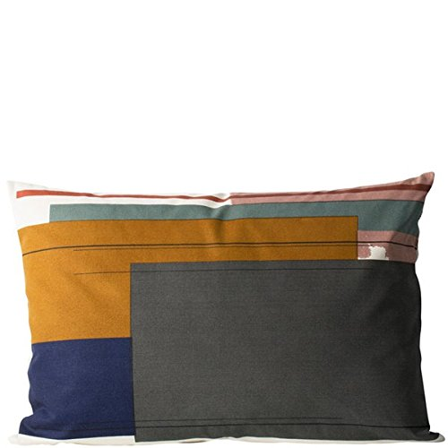 Ferm Living Kissen Colour Block 2 (Groß) -