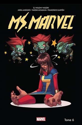 Ms Marvel T06