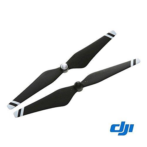 DJI Phantom 3 Propeller Carbon weissen Streifen (2 Stück)
