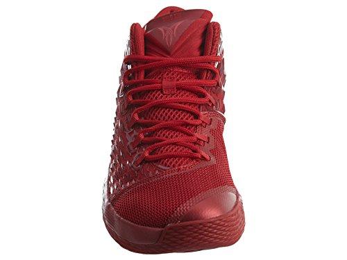 Nike Jordan Melo M13Sneaker Scarpe Sport Scarpe da Basket Scarpe per Uomo Rot (Gym Red/Black)