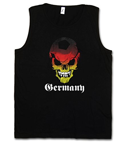 RAHMENLOS® Geschenke Skull Twins getshirts Tank Top Damen