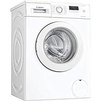 Bosch électroménager WAJ28057FF Lave-linge Pose-libre front Série 2 - EcoSilence Drive - 7 kg - 1400 trs/min - 55l - Fin…
