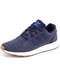 new products ebae4 cf10a adidas Chaussures ZX Flux ADV Tech Bleu Homme