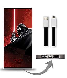 The Darth Vader Attack - 8000 Mah Universal Power Bank