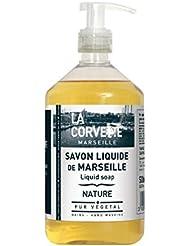 La Corvette Savon Liquide de Marseille Nature 500 ml
